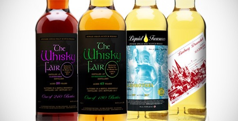 The Whisky Fair / Liquid Treasures