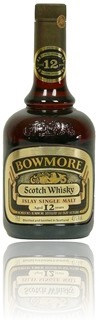 Bowmore 12 Years (1980s dumpy)