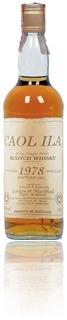 Caol Ila 1978 - Gordon & MacPhail for Meregalli