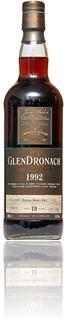 GlenDronach 1992 - Oloroso single cask #1123