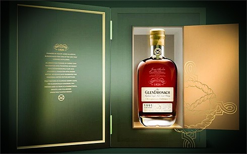 New: GlenDronach Kings...