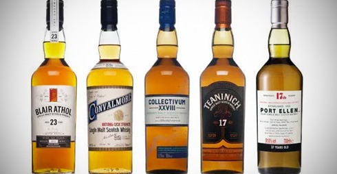 Diageo Special Releases 2017 (+ price)