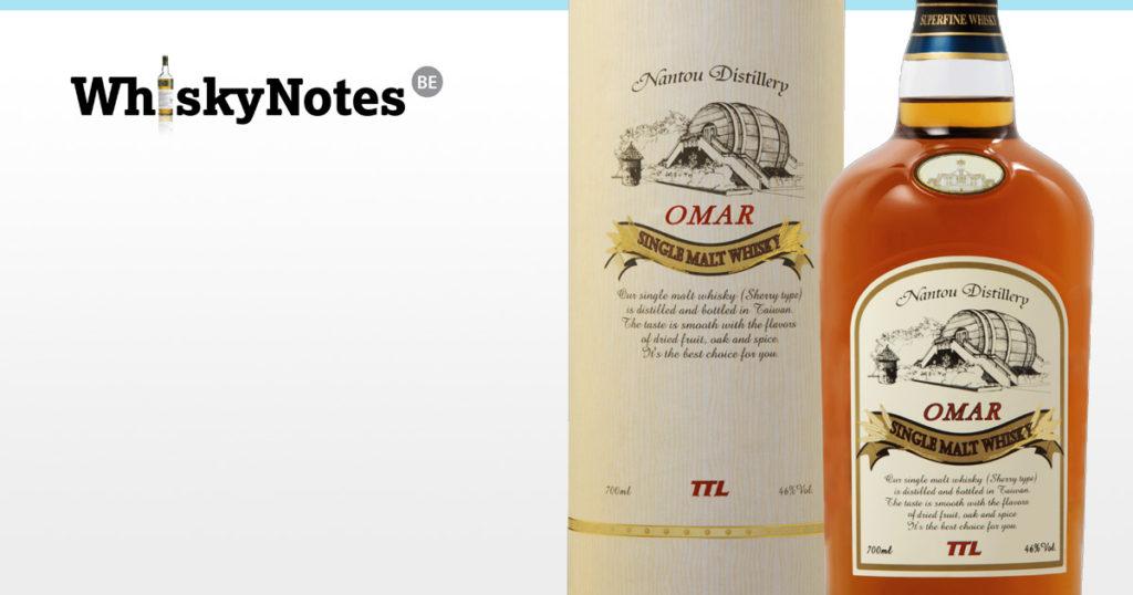 Malt whisky single omar Omar Single