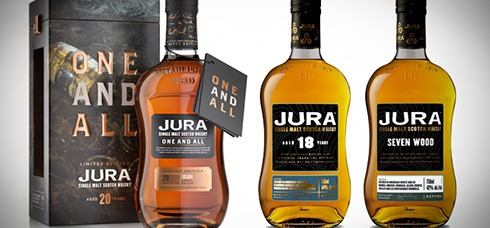 Jura One and All - Jura Seven Wood