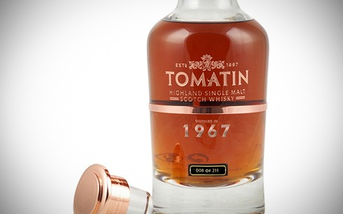 Tomatin 1967 50 Years Old
