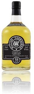 Girvan 33 Years - Cadenhead Black Label