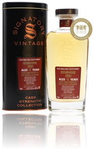 Bowmore 2001 - Signatory Vintage - The Whisky Exchange