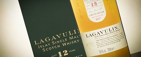 Lagavulin 12 Year Old - 2017 release