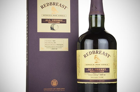 Redbreast 16 Years single cask 18829 for Master of Malt
