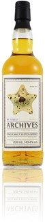 Speyside 1973 - Archives Echinoderms