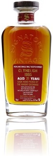 Clynelish 1995 cask #8676 for The Whisky Exchange
