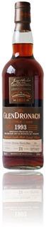 GlenDronach 1993 cask 475 - The Nectar & LMdW