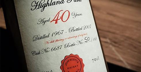 Highland Park 1967 - Duncan Taylor for John Scott