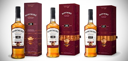 Bowmore The Vintner's Trilogy