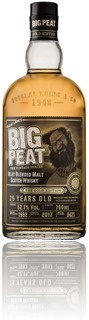 Big Peat 25 Years - Gold Edition