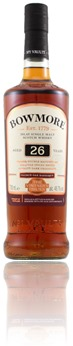 Bowmore 26 Years Vintner's Trilogy - French oak
