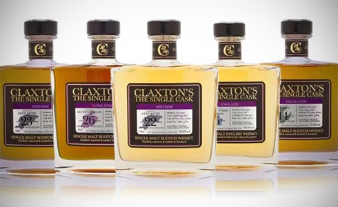Claxton's Single Cask Whisky
