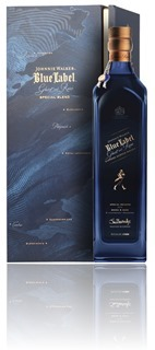 Johnnie Walker Blue Label 'Ghost & Rare' – Brora & Rare