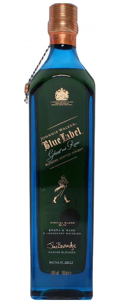 Johnnie Walker Blue Label Ghost & Rare – Brora