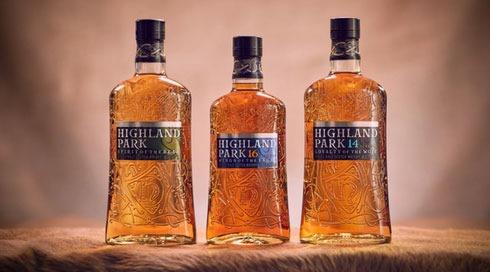 Highland Park - Spirit of the Bear, 14yo, 16yo, 18yo
