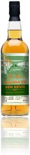 Ben Nevis 2007 - Le Gus't (bourbon)