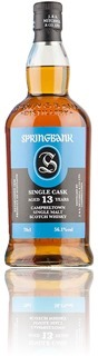 Springbank 13 Years 2003 - Sherry Cask