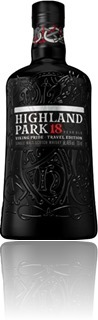 Highland Park 18 Years 'Viking Pride' - travel edition