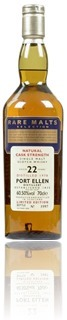 Port Ellen 1978 - Rare Malts