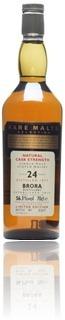 Brora 24 Years 1977 - Rare Malts