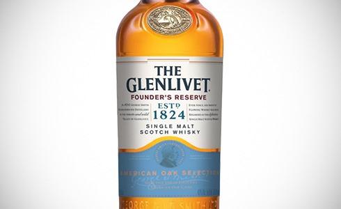 Glenlivet Founder's Reserve - American oak selection