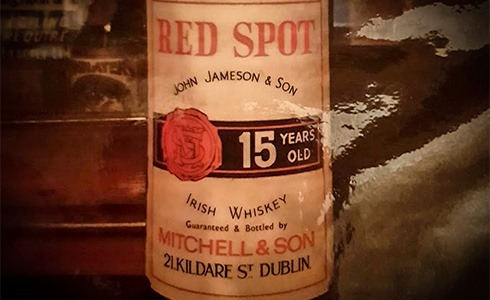 Red Spot - Jameson 1960s