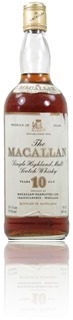 Macallan 10 Year Old (1970s)