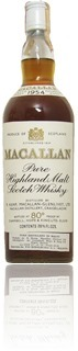 Macallan 1954 - Rinaldi import
