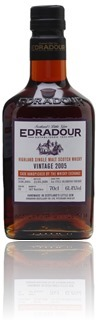 Edradour 2005 cask #131 - The Whisky Exchange