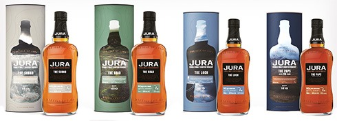 Jura Travellers Collection