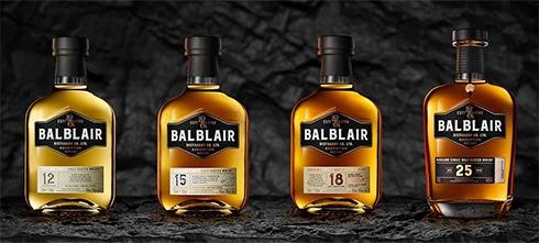 Balblair 12, 15, 18 Year Old