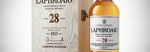 Laphroaig 28 Years