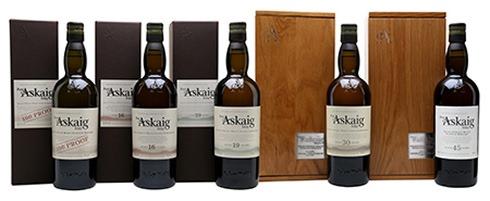 Port Askaig Islay whisky