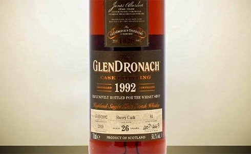 GlenDronach 1992 - The Whisky Shop exclusive
