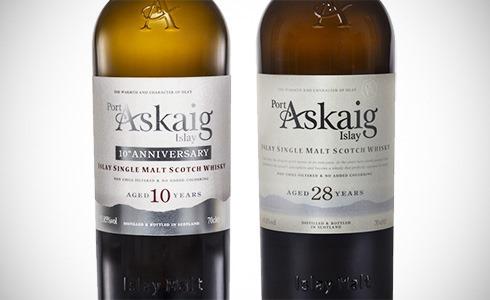 Port Askaig 10th Anniversary & 28 Year Old