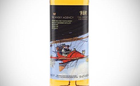 Glen Moray 1990 - Whisky Agency for TWE
