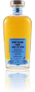 Port Ellen 1982 - Signatory Vintage cask #2040