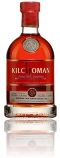 Kilchoman 2012 Madeira finish - Holy Dram