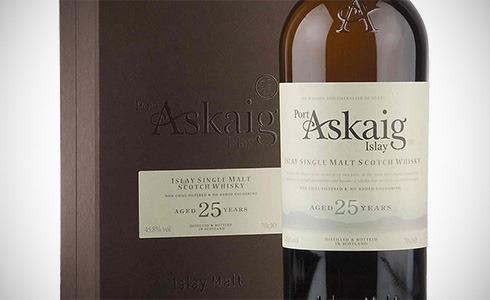 Port Askaig 25 Years & 45 Years US