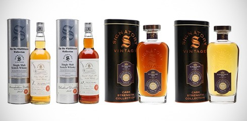 The Whisky Exchange 20th Anniversary - Signatory Vintage