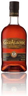 GlenAllachie 12 Years - PX Wood finish