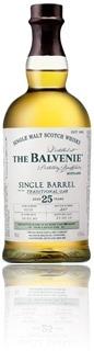 The Balvenie 25 Years Single Barrel