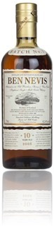Ben Nevis 10 Years Batch No.1 - Cask Strength