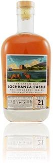 Arran Lochranza Castle - 21 Years