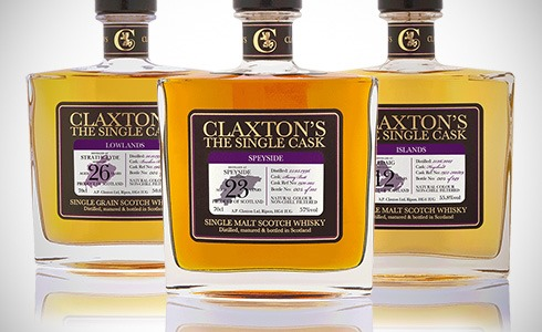 Claxton's Summer 2019 whisky